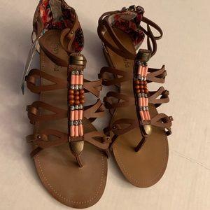 Sandals Gladiator Style By Buyamba.
